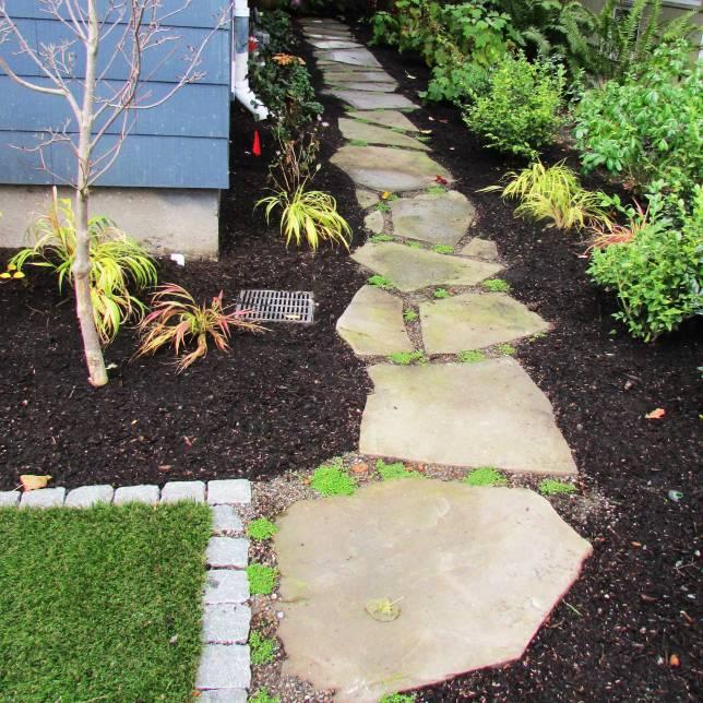 Full Spectrum Gardens - Walkway