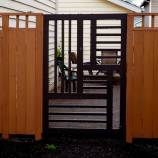 Custom, Hand-made Gate